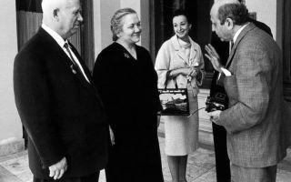 Какие годы правления Хрущёва?