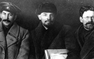 Узнаем о власти большевиков