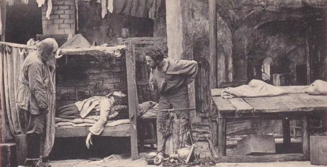 «На дне» краткий пересказ и содержание пьесы Горького