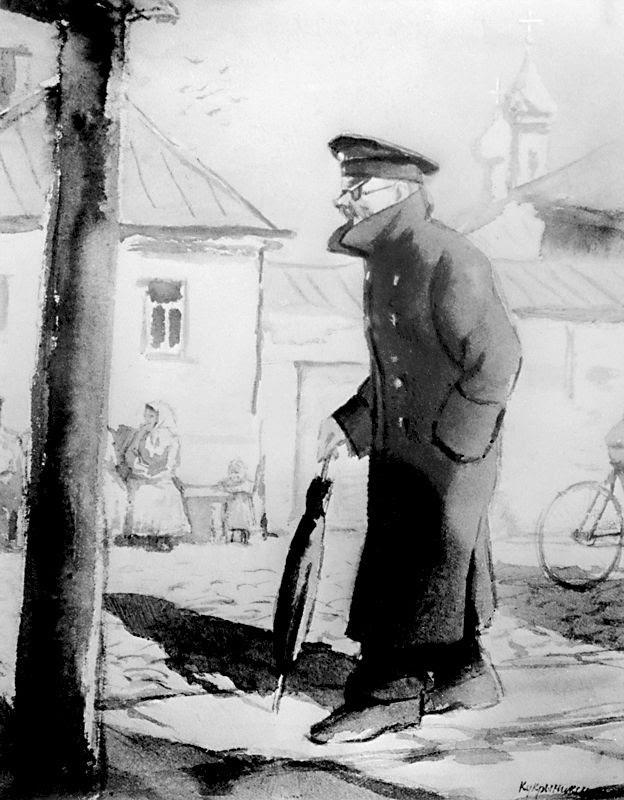 «Человек в футляре» краткий пересказ и содержание по главам рассказа Чехова