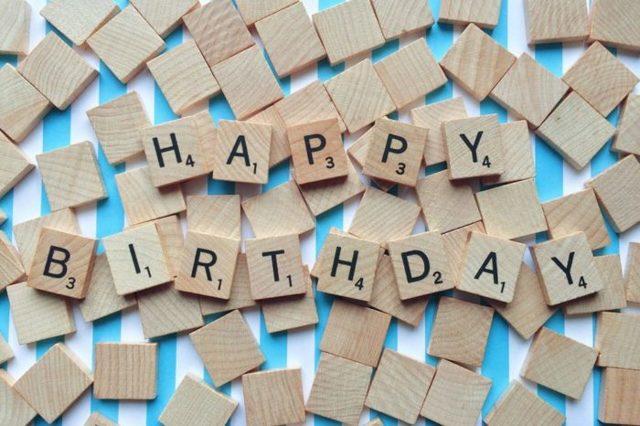 «С днем рождения» как пишется правильно слово?